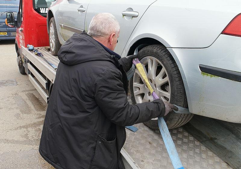 Scrap my car from Croydon