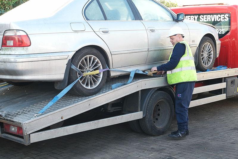 Scrap my car from Wallington
